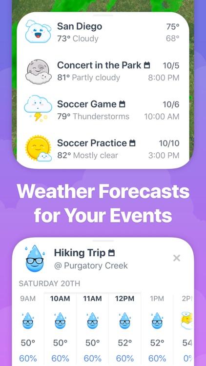 Weather Up ▴ screenshot-3