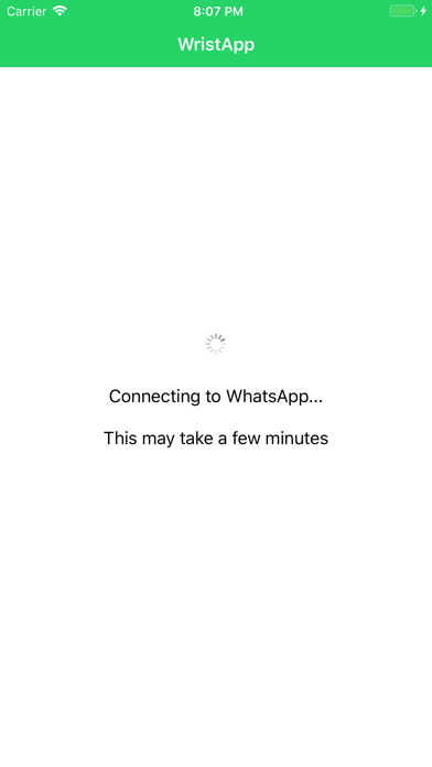 Screenshot for WristApp for WhatsApp in Jordan App Store
