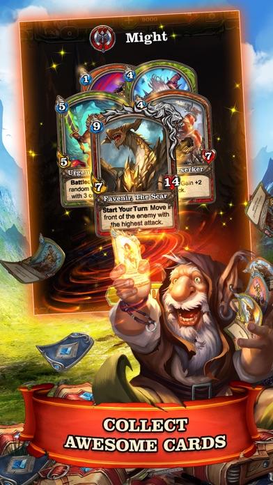 Mighty Heroes CCG screenshot 3