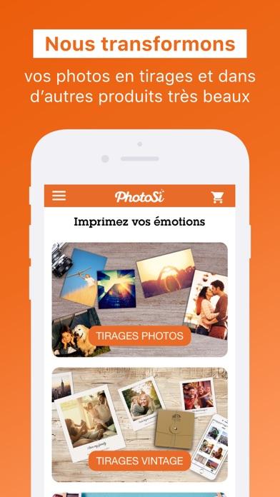 Screenshot #3 pour PhotoSì - Impression Photos
