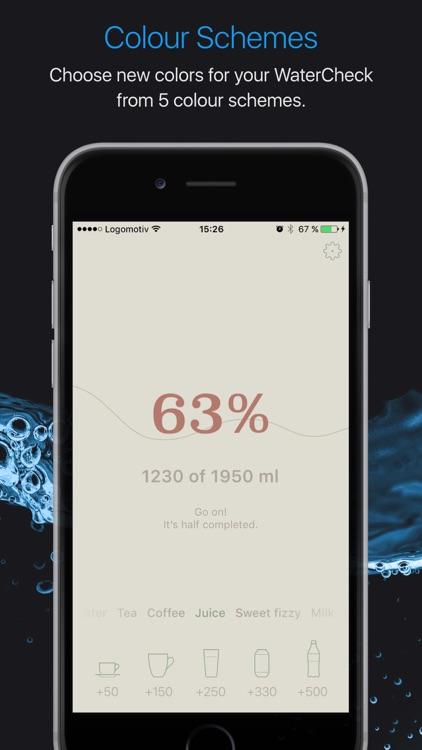 Watercheck Black screenshot-4