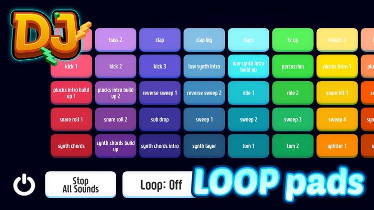 DJ Loops Pad - Remix Kit