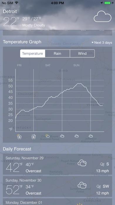 Storm Tracker Pro Screenshot