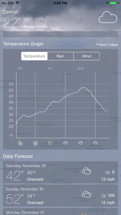Storm Tracker° Pro screenshot-3