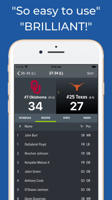 UT Texas Football 3