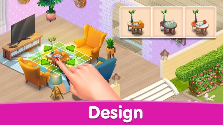 Happy Home - Design & Decor screenshot-0
