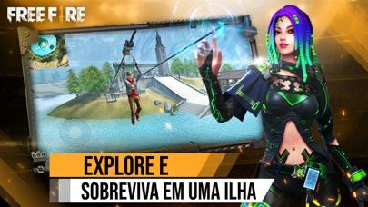 Screenshot for Garena Free Fire in Portugal App Store