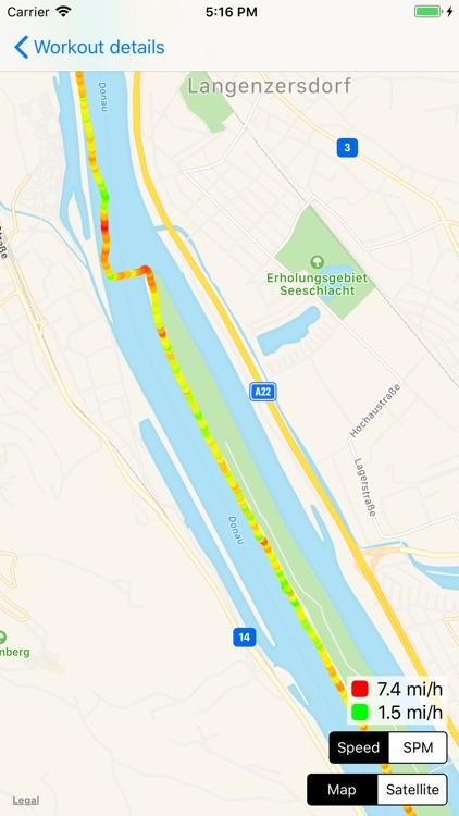 RowingCoach screenshot-6