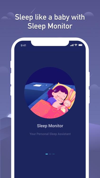 Sleep Monitor - Sleep Tracker