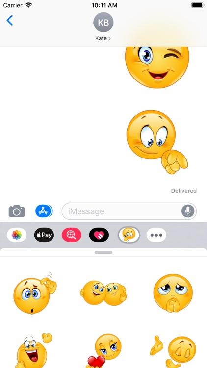 Magic Emoticons screenshot-3