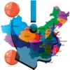 GeoPuzzleChina - iPhoneアプリ