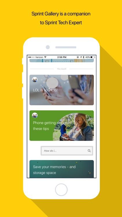 Sprint Complete Storage screenshot-5