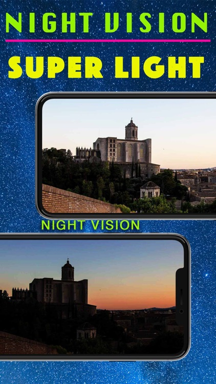 Night Vision Turbo: Real Light screenshot-4