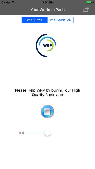 WRP screenshot two