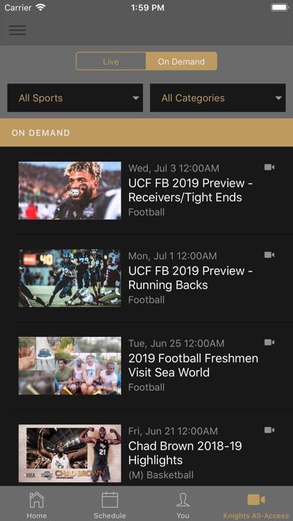 UCF Gameday screenshot-3