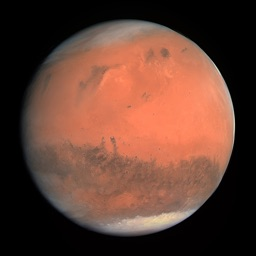 MARS BW