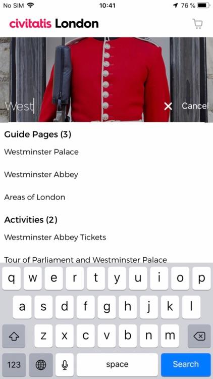 London Guide Civitatis screenshot-9