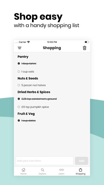 Fivesec Health - Vegan Recipes screenshot-5