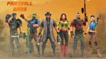 Paintball Shooting Games 3D screenshot 4