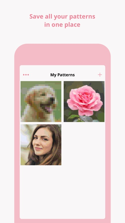 Cross stitch patterns screenshot-5
