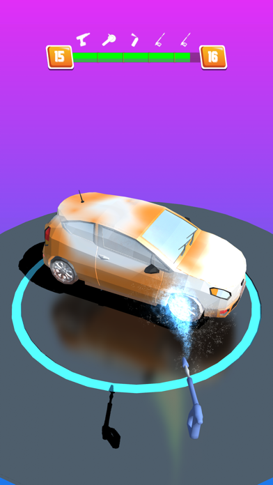 Car Restoration 3D screenshot 10
