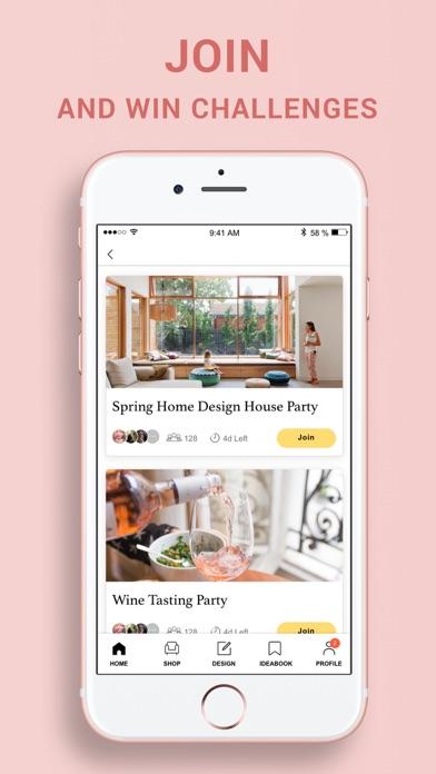 Screenshot for Decor Matters: Design & Shop in Jordan App Store