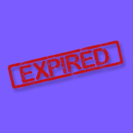 Expired Food Alert Tracker icon
