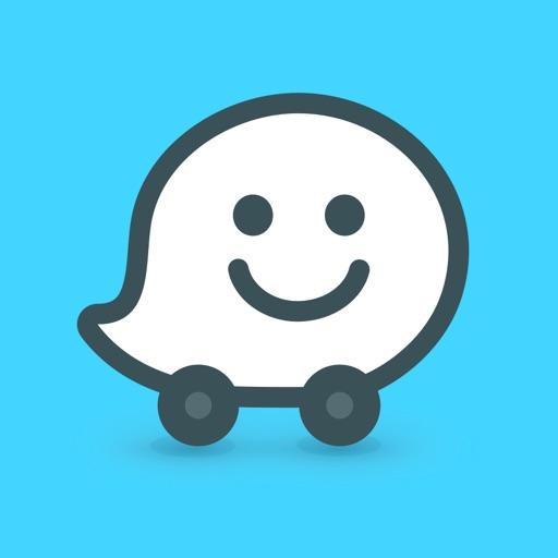 Waze Navigation & Live Traffic icon