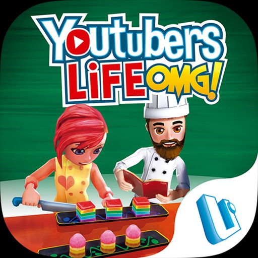 Youtubers Life - Cooking icon
