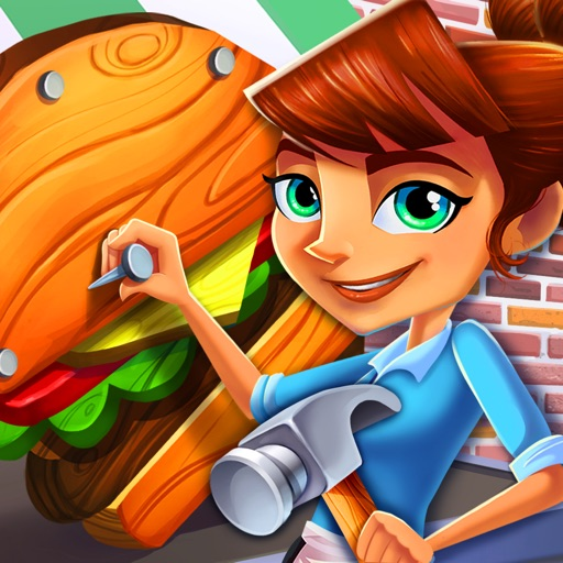 Diner DASH Adventures free software for iPhone and iPad