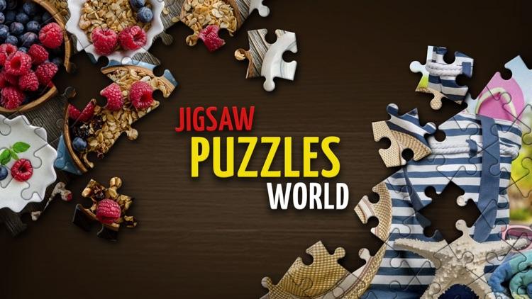 Jigsaw Puzzles World screenshot-4