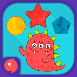 Kids Shapes and colors games