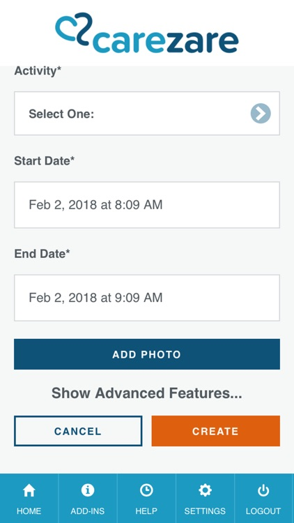 CareZare - The Caregiving App screenshot-3