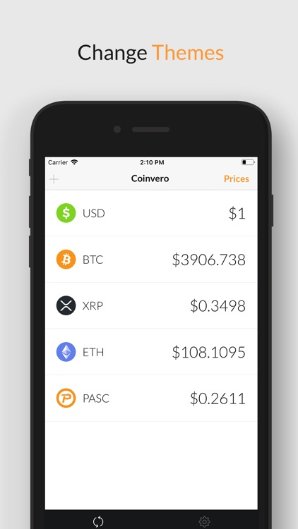 Crypto and Currency Converter screenshot-3