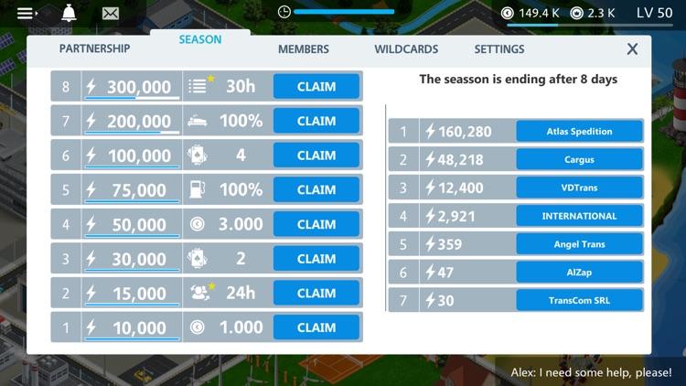 Virtual Truck Manager - Tycoon screenshot-5