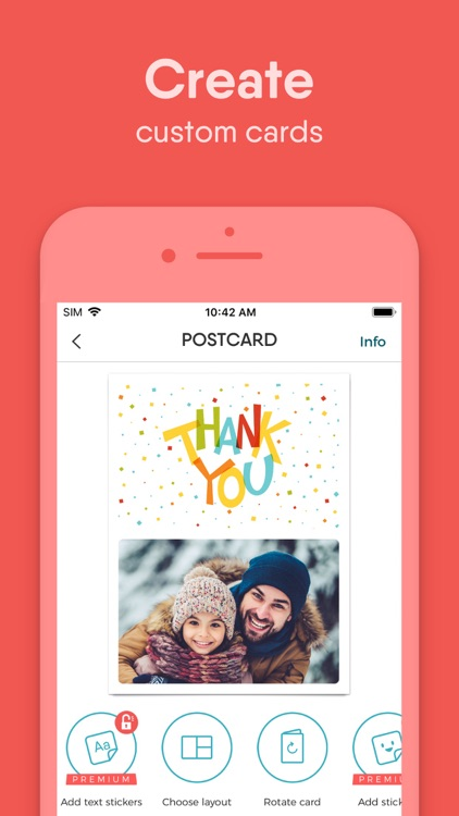 TouchNote - Create Photo Cards screenshot-2