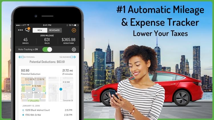 Hurdlr Mileage, Expenses & Tax screenshot-0