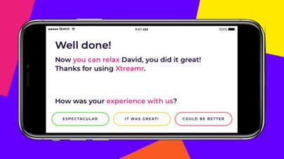 Xtreamr screenshot four