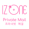 IZ*ONE Private Mail
