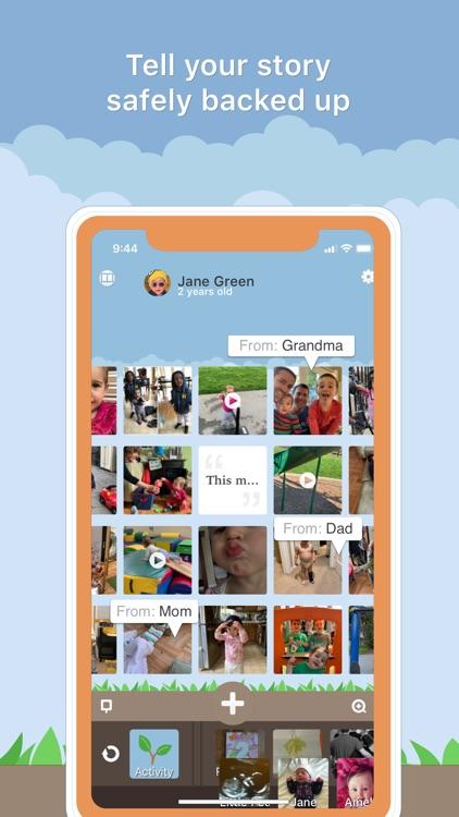 Moments: The Infant Tracker screenshot-5