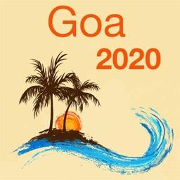Goa 2020 — offline map