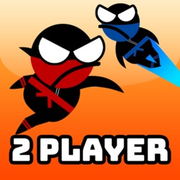 Jumping Ninja 2 Player Games