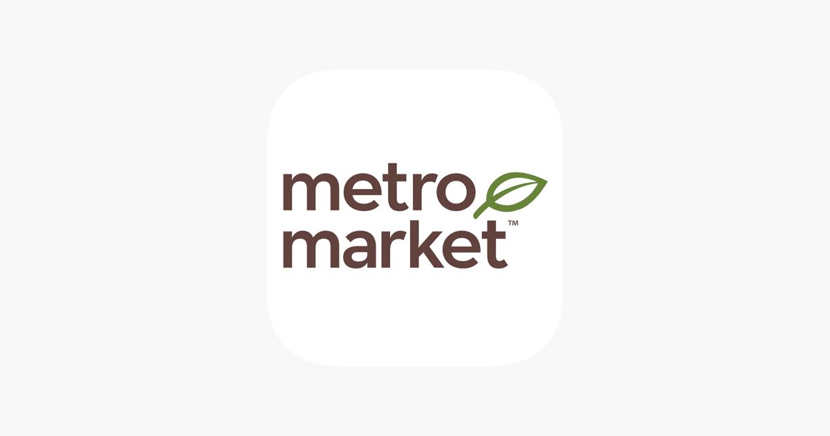 70c74b1ec6e64  Metro Market on the App Store