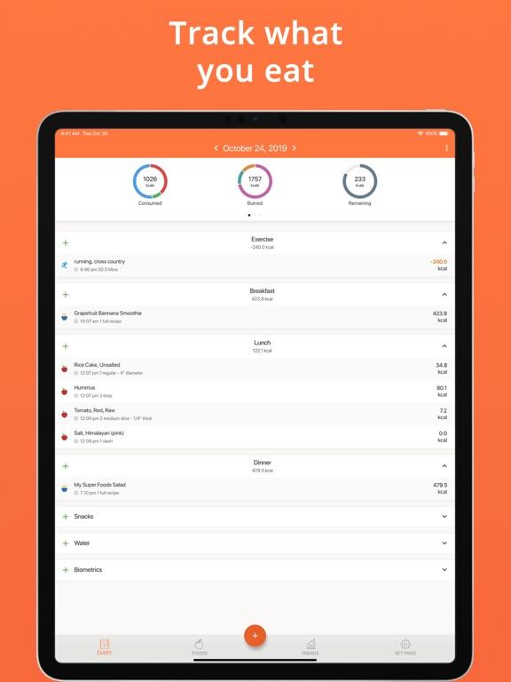 Cronometer Nutrition Tracker App Price Drops