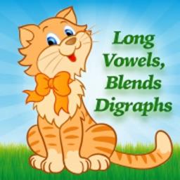 Long Vowels, Digraphs, Blends