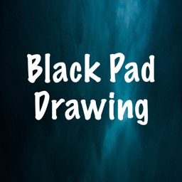 Black Pad Drawing
