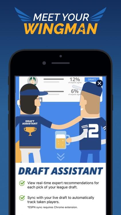 Fantasy Football Draft Wizard screenshot-9