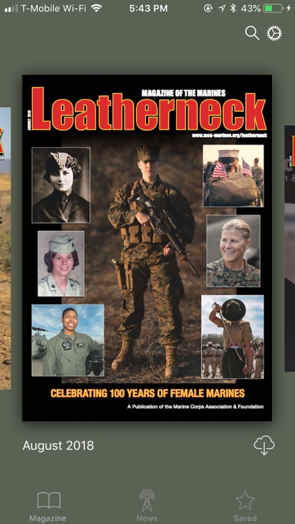 Leatherneck Magazine by Marine Corps Association and Foundation