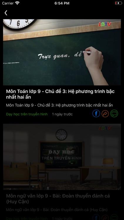 LSTV Go - Truyền Hình Lạng Sơn screenshot-4