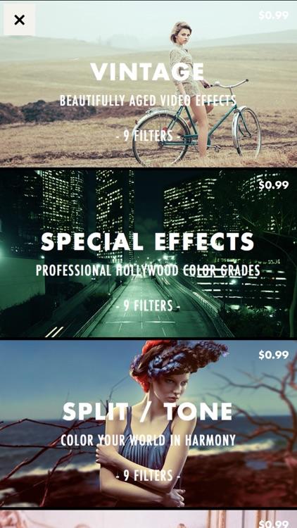 Chromic: Video Filters, Editor screenshot-4